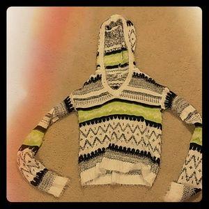 Wool hoodie from Arizona